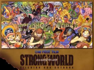 FIlmtipps.tv - One Piece: Strong World - Filmtipp