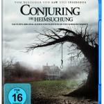 Platz 3 auf den BluRay Charts - Conjuring - Die Heimsuchung
