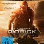 Platz 2 auf den BluRay Charts: Riddick Überleben ist seine Rache