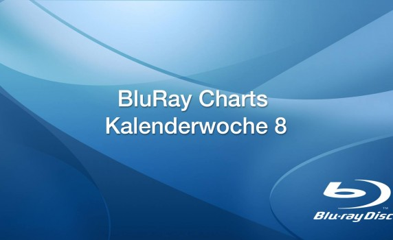 BluRay Charts Top 10 2014 KW 8