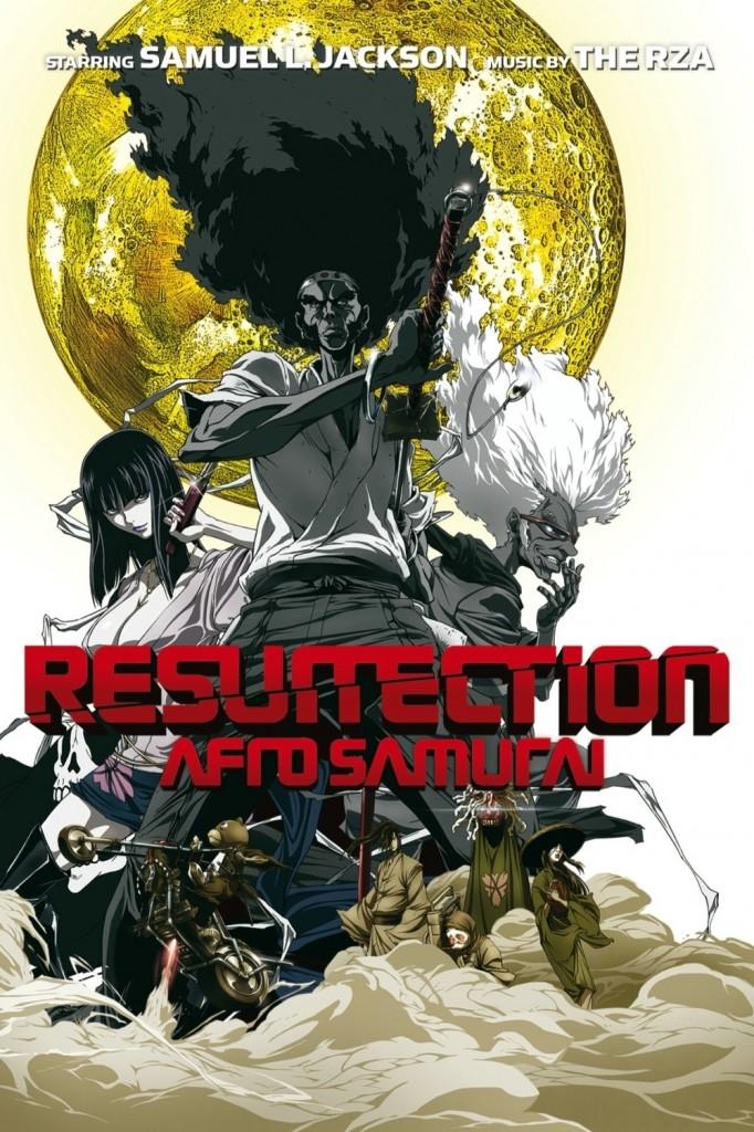 Filmtipp - Afro Samurai: Ressurection - Filmtipps.tv