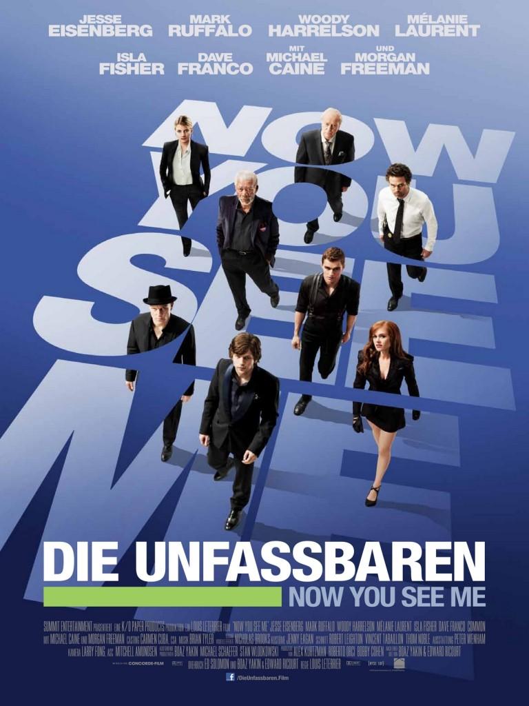 Filmtipp - Die Unfassbaren - Filmtipps.tv