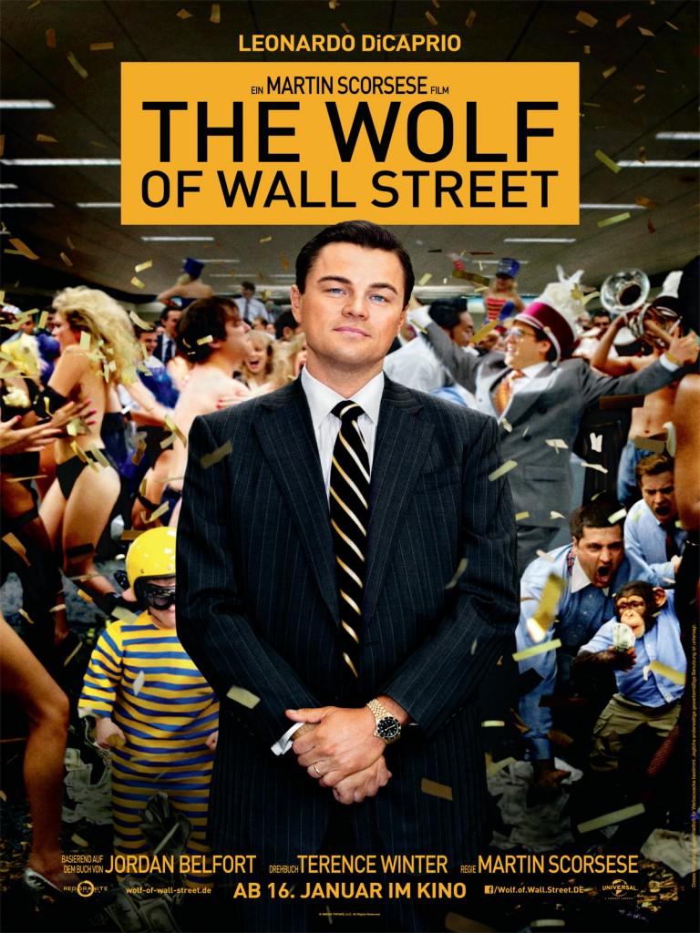 Filmtipp - Wolf of wallstreet - Filmtipps.tv