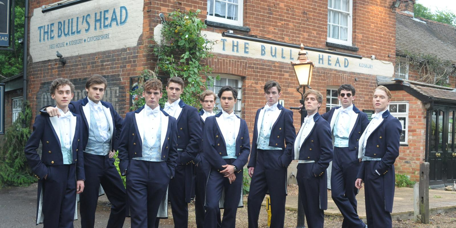 Filmtipp - The Riot Club - Filmtipps.tv