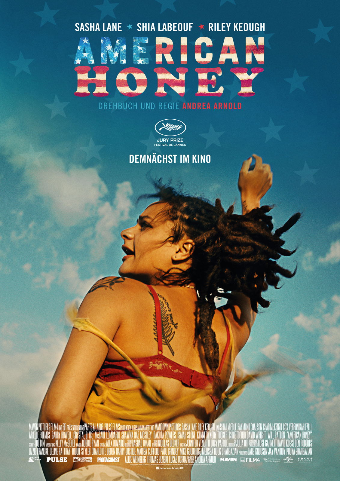 Filmtipp - American Honey - Filmtipps.tv